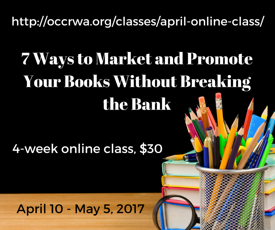 7 Ways to Market and Promote Your Books Without Breaking the Bank | Kitty Bucholtz