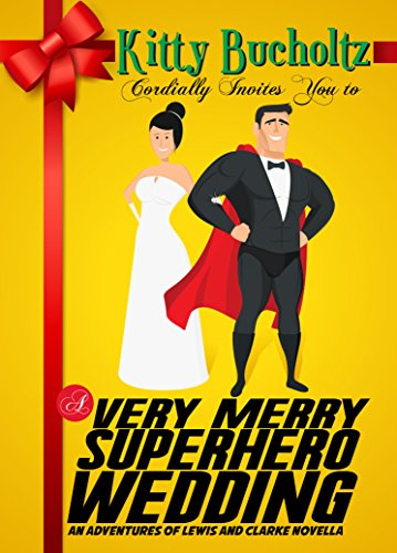 A VERY MERRY SUPERHERO WEDDING
