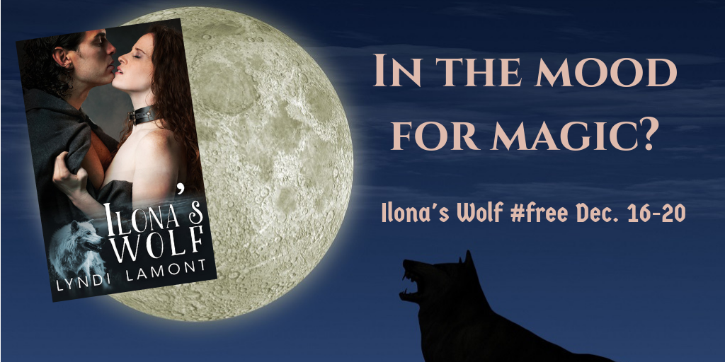 Ilona's Wolf free graphic