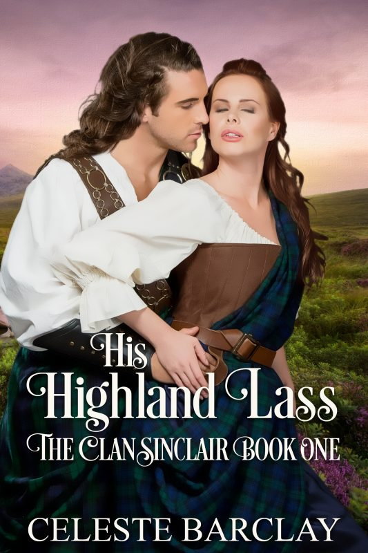 HIS HIGHLAND LASS