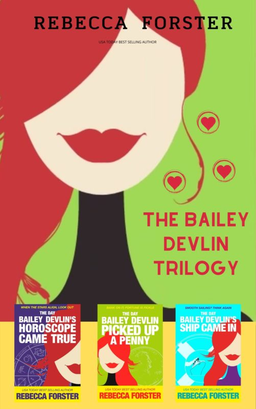 THE BAILEY DEVLIN TRILOGY: BOOK 1-3 (The Bailey Devlin Series)