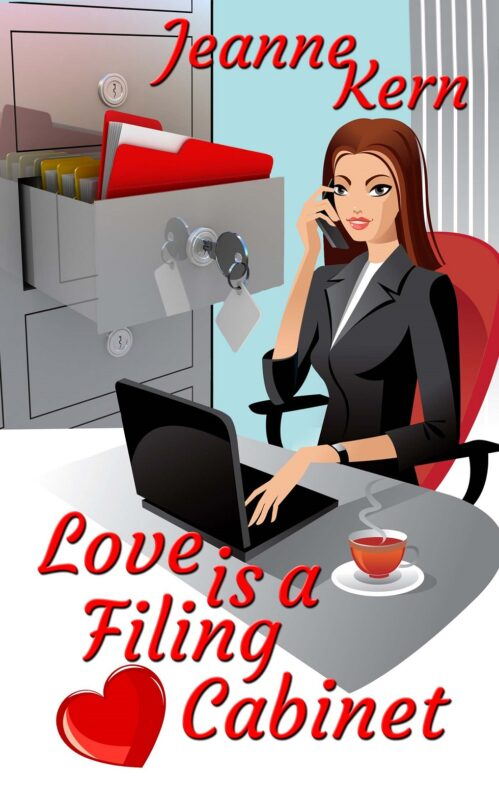 LOVE IS A FILING CABINET