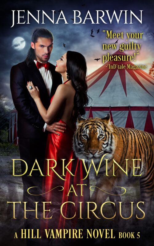 DARK WINE AT THE CIRCUS